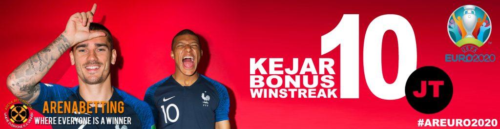 PROMO Winstreak EURO2020